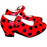 sapatos espanhola carnaval