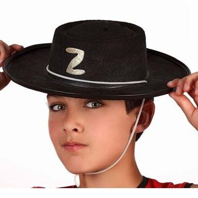 Chapéu Zorro Criança - PartyNight 5f0bfcd6648