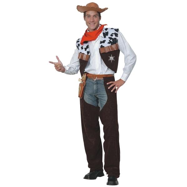 Fato Homem Cowboy - PartyNight a8ddf0dc892