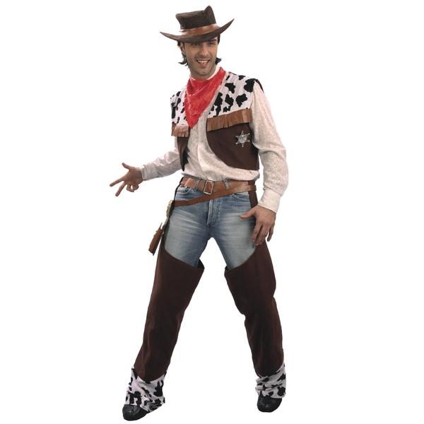 carnavalskleding cowboy