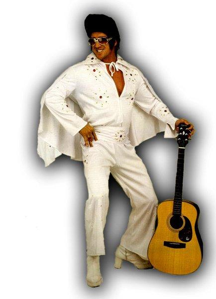 Fato Homem Elvis c Brilhantes - PartyNight 6c77f9c093