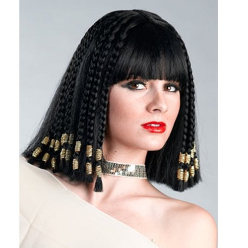 Egyptian Costume Wigs 109