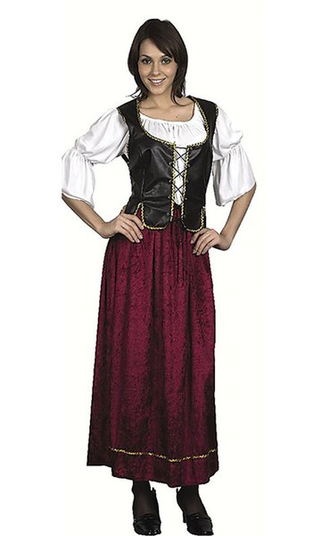 medieval clothing for women peasants