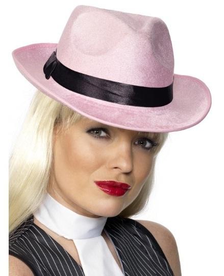 Chapéu Gangster de luxo de Mulher - PartyNight bb4b15f5fbf