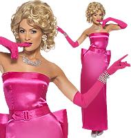 ... marilyn monroe diamonds are a s best friend costume ...  sc 1 st  Best Kids Costumes & Marilyn Monroe Kids Costumes - Best Kids Costumes
