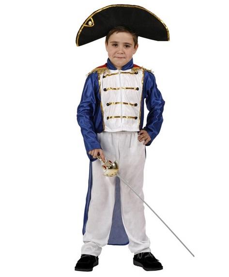b85b79ebb Fato Menino Napoleão 2 4A PartyNight