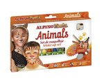 Kit de pintura facial ANIMAIS