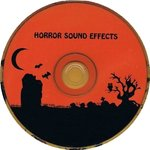 CD de sons de horror de Halloween