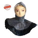 Coifa Medieval de luxo Modelo 1 13de33343c6